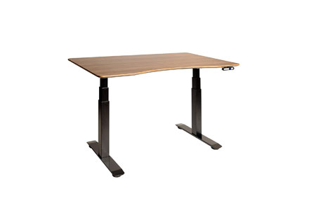 7. Seville Classics AIRLIFT S3 Electric Standing Desk
