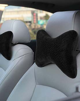 8: AERIS Car Neck Pillow for Head Support