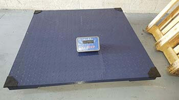 5. New Prime Scales PS-5000PJ Pallet Truck Scale
