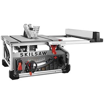 2. SKILSAW SPT70WT-01 Table Saw