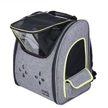 6. Pets fit Comfort Dogs Carriers Backpack