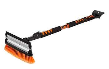 5. Snow MOOver 58Inch Extendable Snow Brush