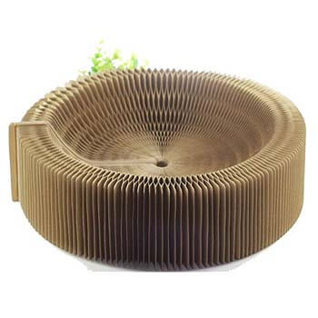 8. BobbyPet Cat Scratcher Lounge and Bed