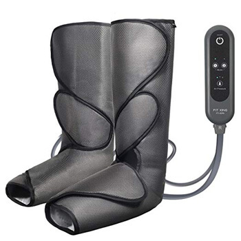 3. FIT KING Leg Air Massager for Foot and Calf