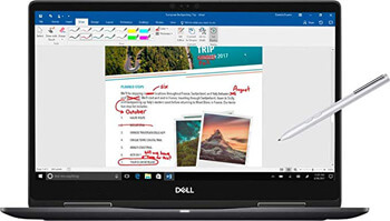 """5. Dell ispiron 2-in1 15.6"""""""