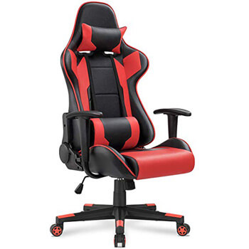 9: Homall Gaming Office Chair Computer Desk Chair