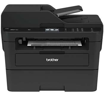 9: Brother MFCL2750DW Monochrome All-in-One Wireless Laser Printer