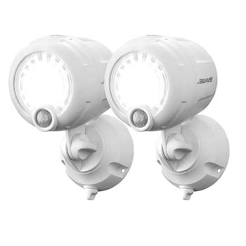 6.Mr. Beams MB360XT Wireless Battery-Operated Outdoor Motion-Sensor-Activated